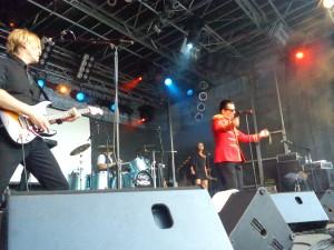 Falco-Show zum Leipziger Stadtfest