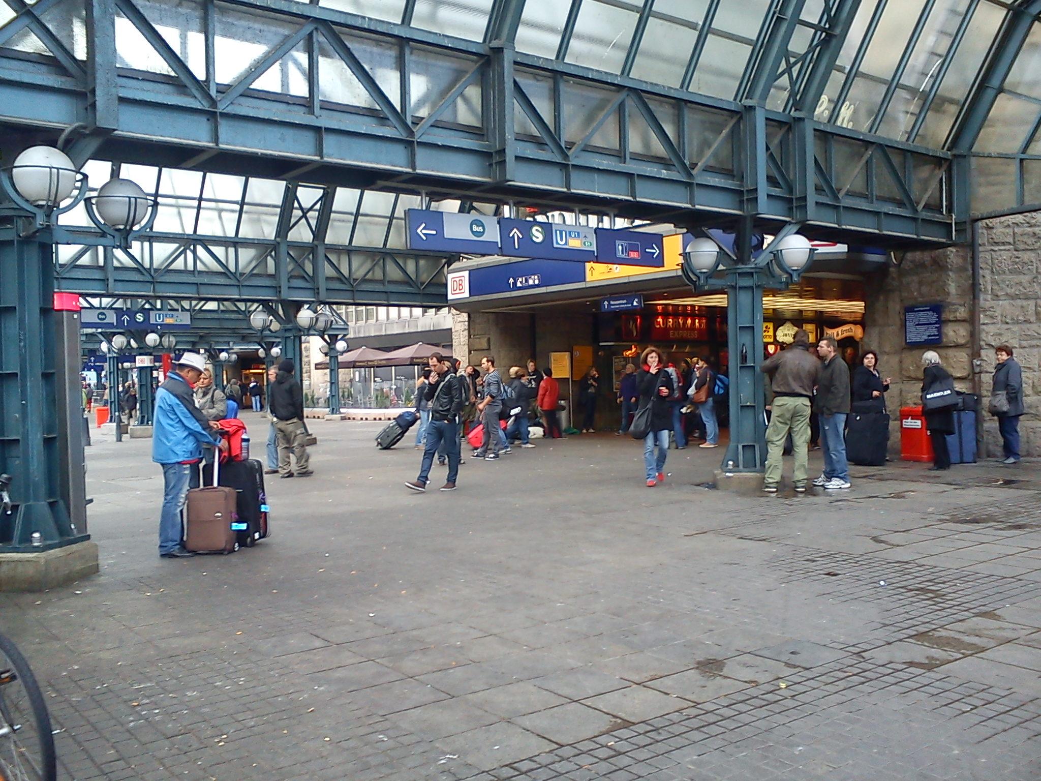 Hamburger Hauptbahnhof