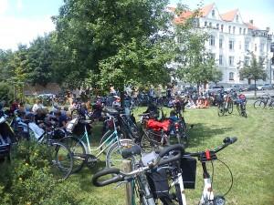 Picknick zu Bachs Bauernkantate
