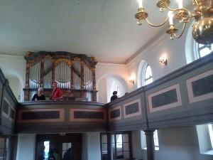 Hildebrandt-Orgel