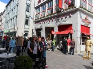 Cafe Niederegger - Marzipansalon