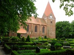 Kirche Kirchdorf Poel