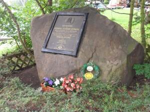 Gedenkstein in Heiligenhafen