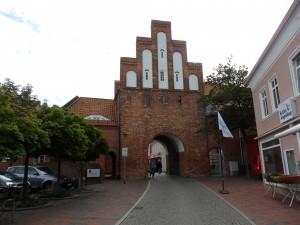 Kremper Tor mit zeiTTor-Museum