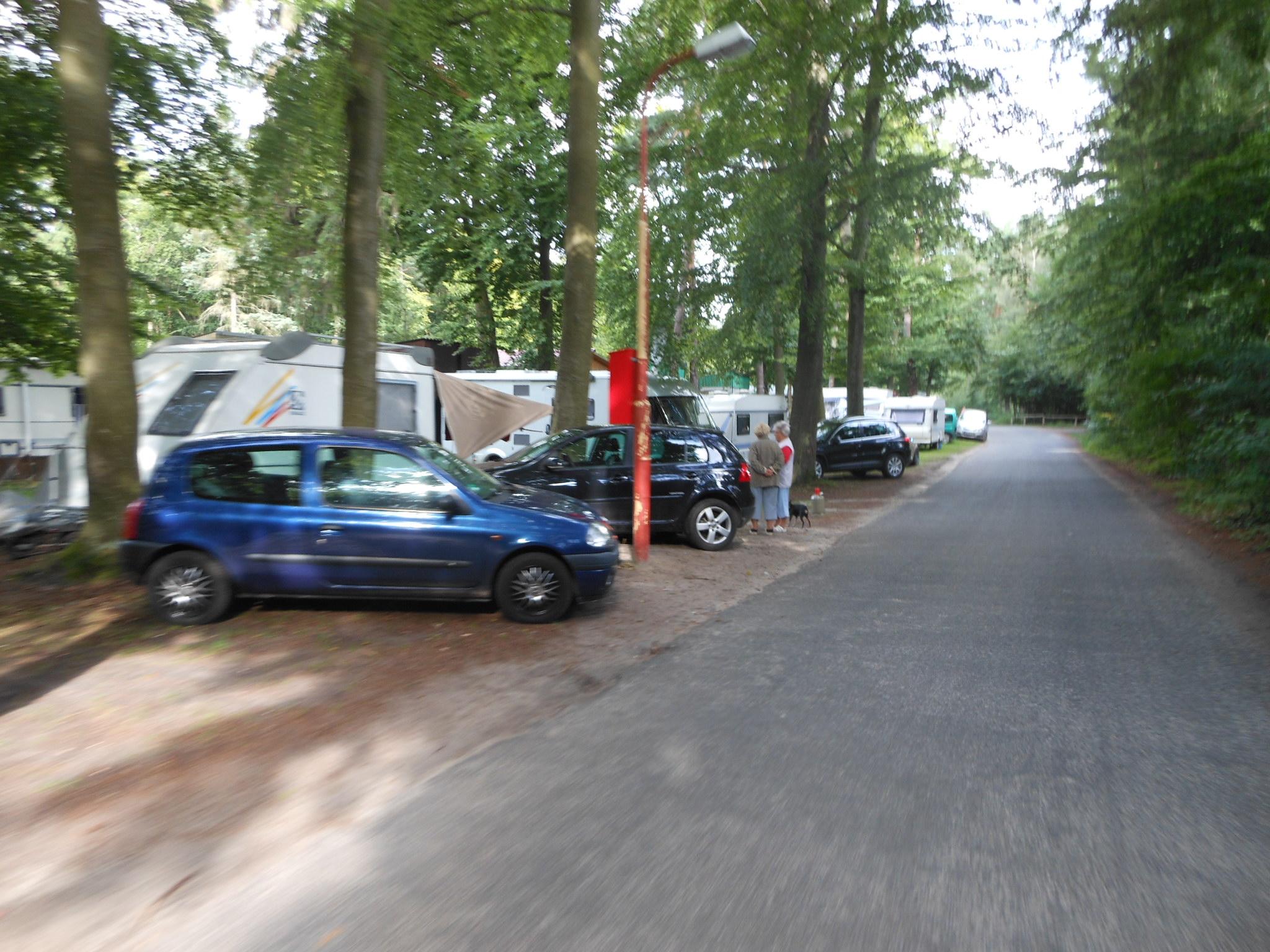 Zeltplatz bei Ückeritz