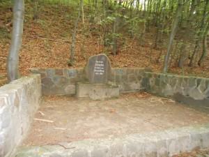 Denkmal am Strechelberg
