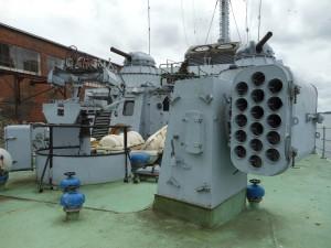 Raketenschnellboot Tarantul 1