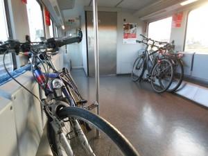 Mit dem Fahrrad nach Dresden