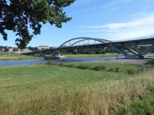 Waldschlößchenbrücke Dresden