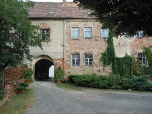 Burg Klöden