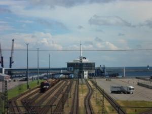 Fährhafen Mukran