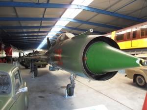 Seebad Prora - Technikmuseum