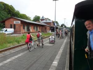 Rasender Roland in Putbus