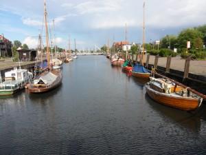 Museumshafen an der Ryck