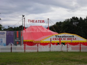 Theaterzelt Heringsdorf