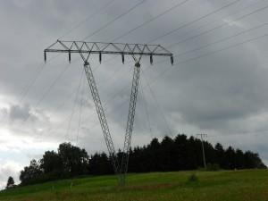 110-kV-Leitung Anklam-Bansin
