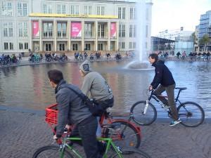 Fahrraddemo