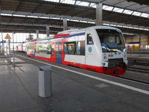 Stadler Regio-Shuttle RS1