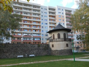 Stadtmauer mit Pulverturm