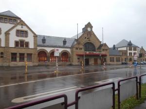 Eisenach Hauptbahnhof