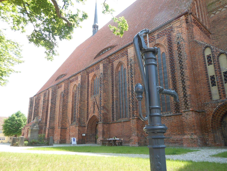 St. Johanniskirche Werben