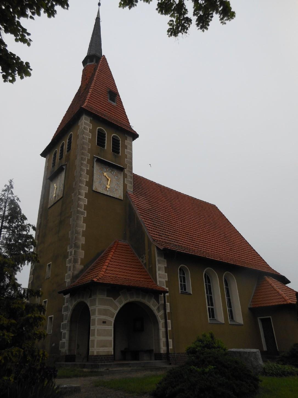 Jugendstilkirche Lennewitz