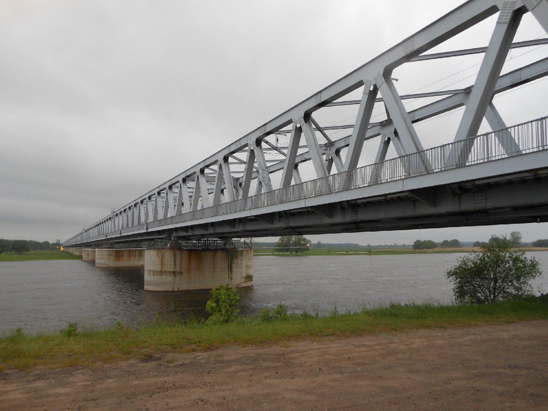 Elbebrücke Wittenberge