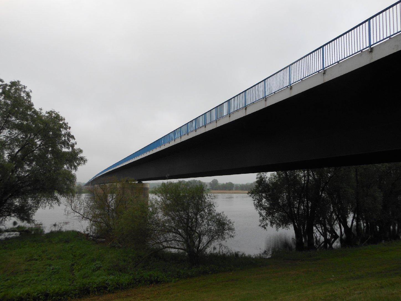 Straßenbrücke Wittenberge