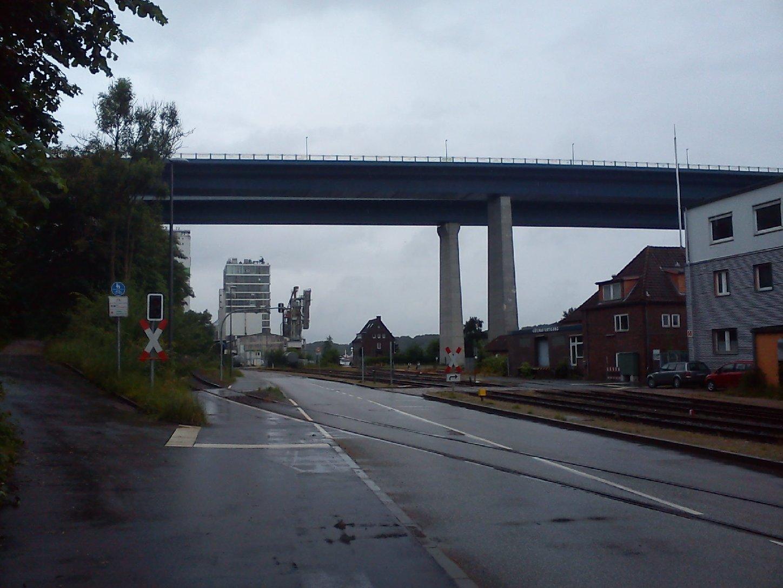 Hochbrücken Holtenau