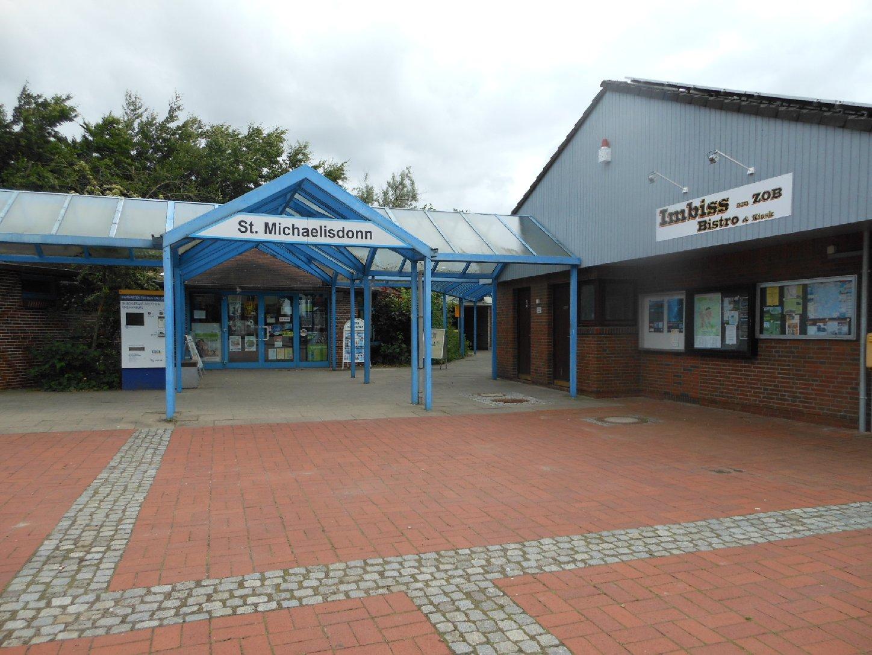 Bahnhof St. Michaelisdonn