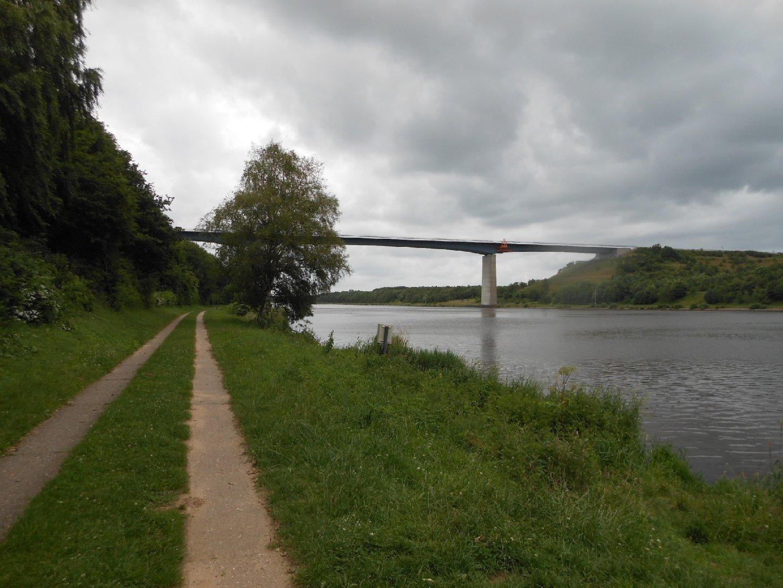 Autobahnhochbrücke Hohenhörn