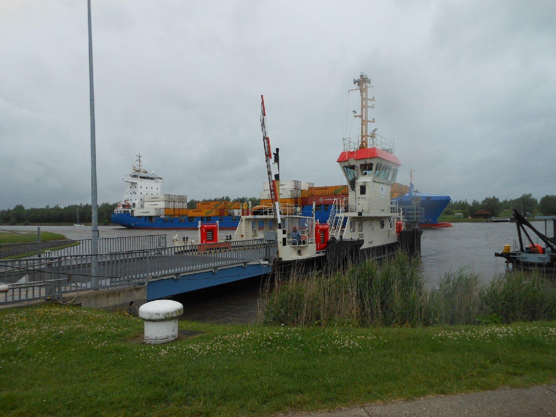 Fähre Oldenbüttel
