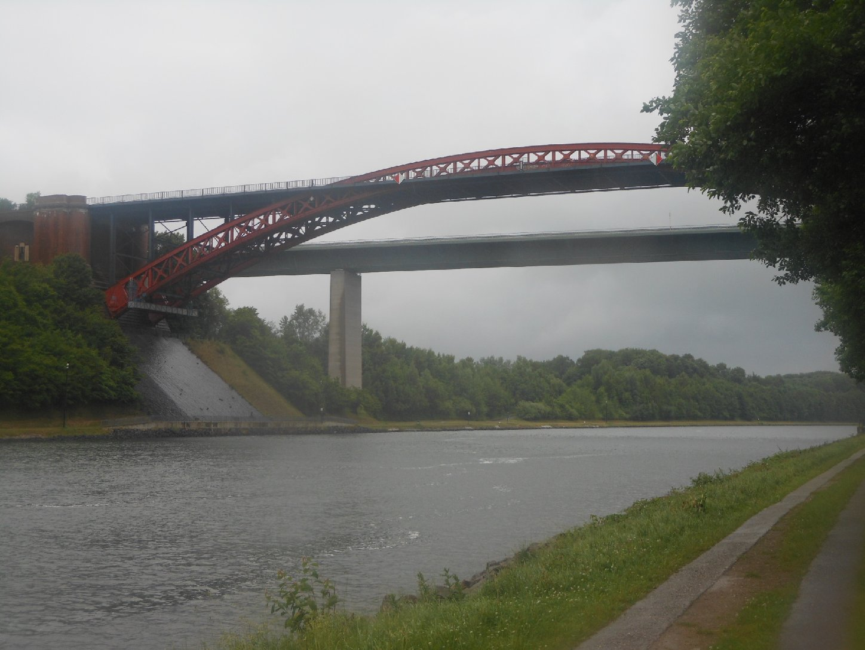 Hochbrücken Levensau