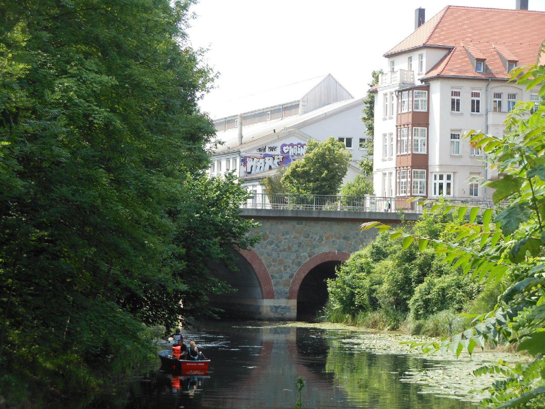 Saalfelder Brücke