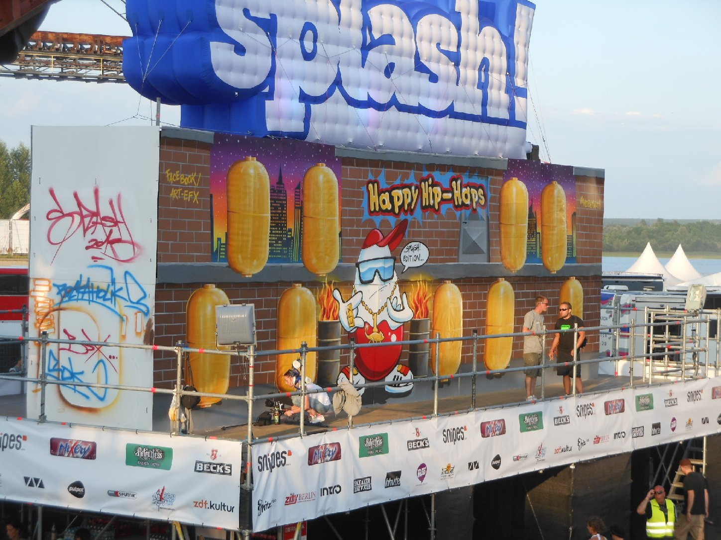 Graffiti - Splash 2013