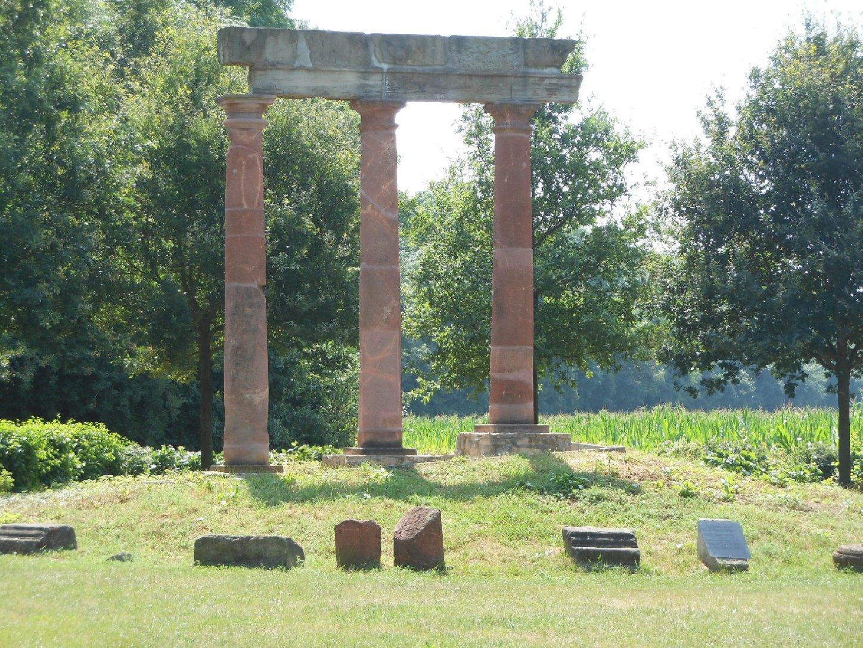 Tempelruine Trianon