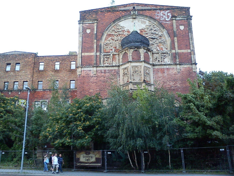 BUGRA-Messehaus