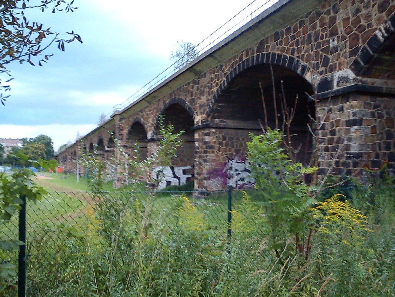 Bahnviadukt Sellerhausen