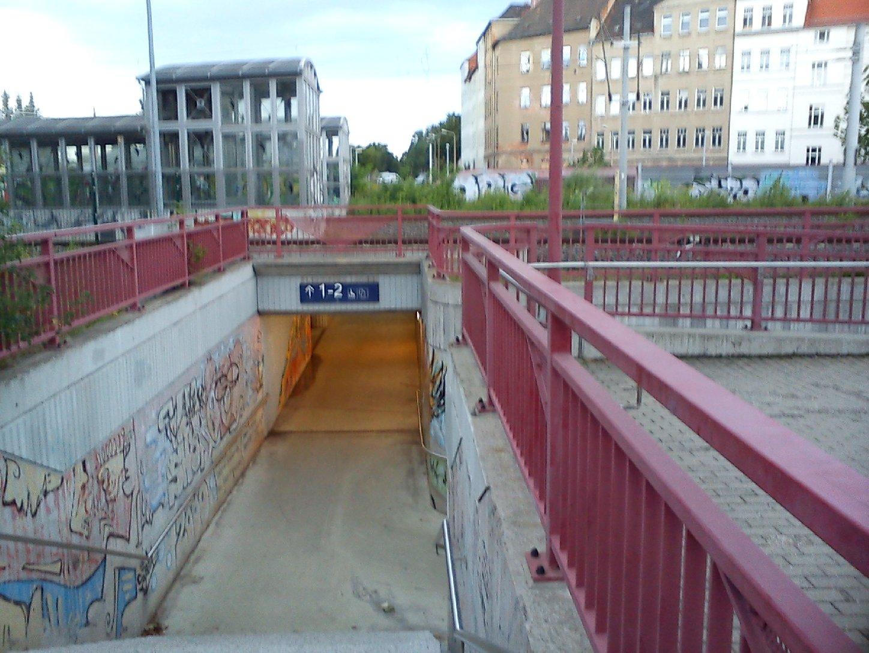 Haltepunkt Sellerhausen