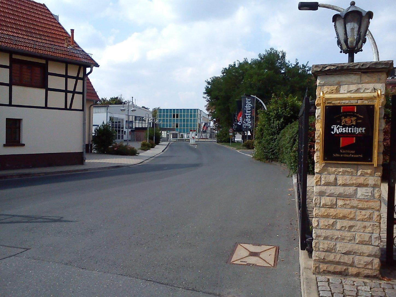 Schwarzbierbrauerei Bad Köstritz