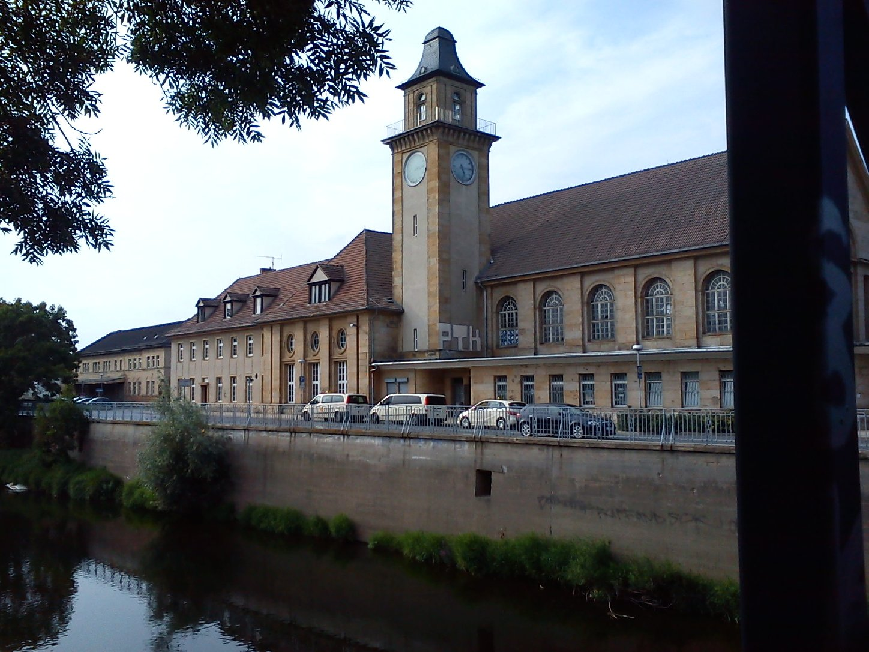 Bahnhof Zeitz