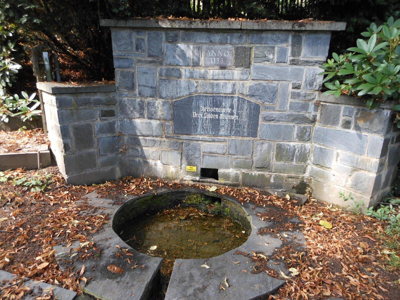 Pleiße-Quelle Ebersbrunn