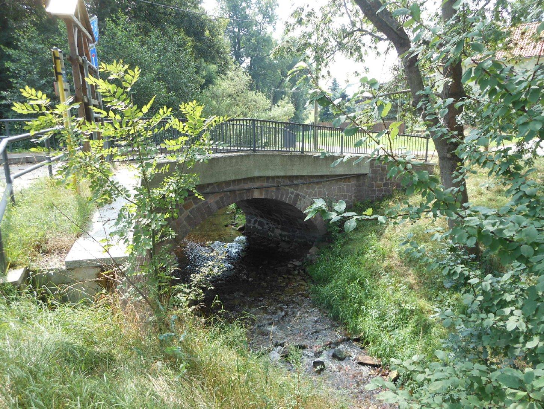 Pleiße-Brücke Steinpleis