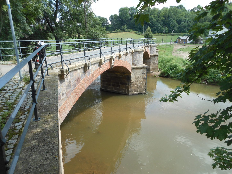 Pleiße-Brücke Paditz