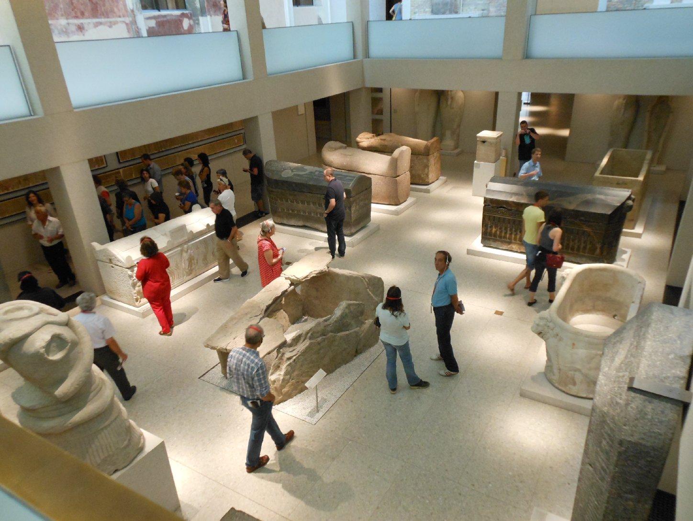 Neues Museum - Ägyptischer Hof