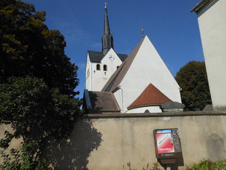 Kirche Luppa