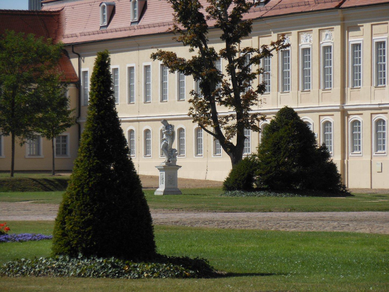 Jagdschloss Hubertusburg