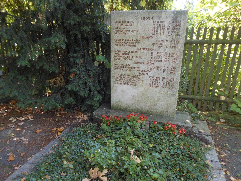 Bergfriedhof Mölkau