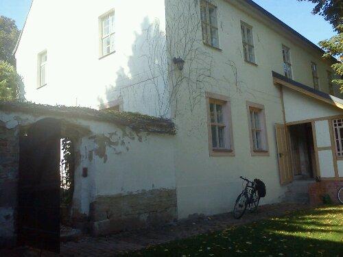 Geburtshaus von Nietzsche in Röcken