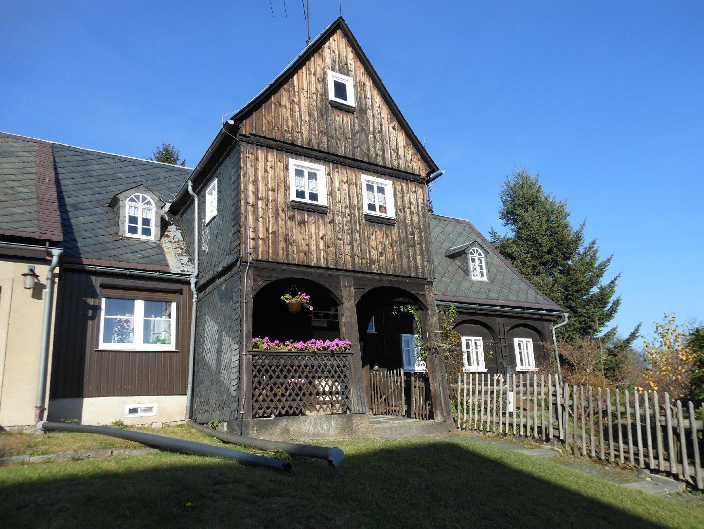 Umgebindehaus in Ebersbach
